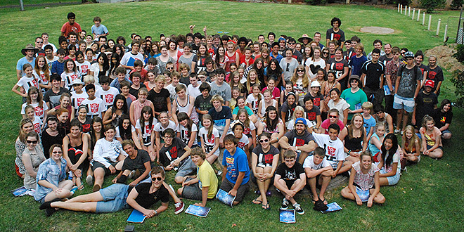 Teenagers see transformation: Emmanuel Youth Outreach help lead 150 young people to rediscover their call and purpose