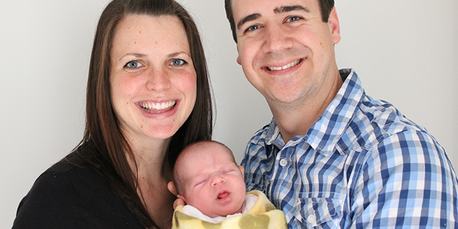 """Passionate: Paul Ninnes, who is working with Real Talk and speaking out against a """"sex-saturated culture"""", is with his wife Emma and daughter Ruby"""