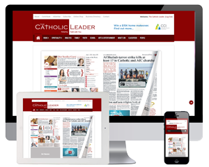 The Catholic Leader - Digital edition flipbook