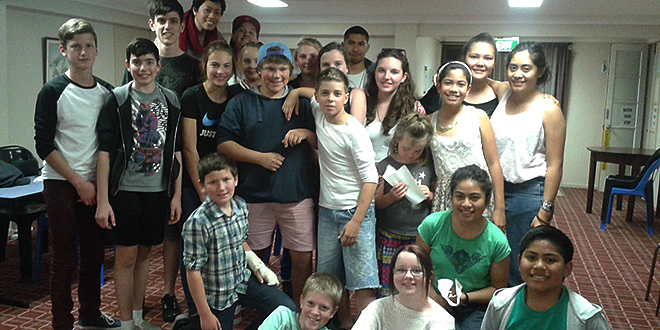 Journeying together: Young people in Banyo-Nundah parish