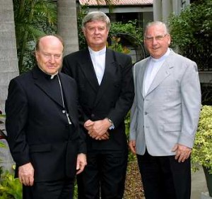 Ready to Serve: New Auxiliary Bishop Brings Top Credentials