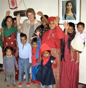 Answering God's call in Nepal