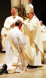 Ordination fills new priest with wonder