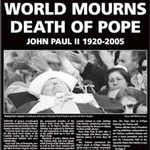 Love of John Paul grows
