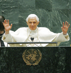 Pope Benedict's historic US visit