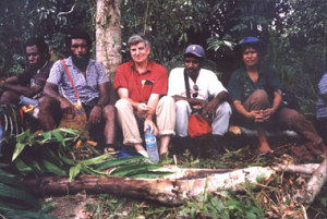 'Dr Greg' speaks out for his West Papuan friends