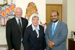 Dedicated service to Kiribati rewarded
