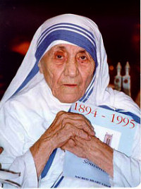 Miracle for Blessed Teresa