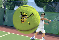 BEE MOVIE – Bee Movie serves up a family delight