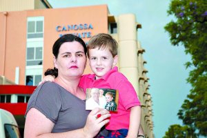 Anger over bed closure grows