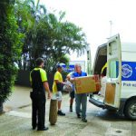 SVDP channels flood response