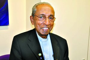 Exiled Tamil priest wants peace, truth and justice in Sri Lanka