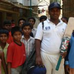 Going into bat for children on the streets