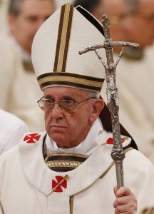 Pope Francis urges action on cases of sexual abuse