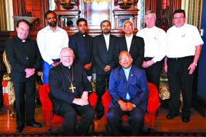 Missionary priests ready to minister in Queensland