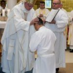 Deacon Nev ordained to serve others