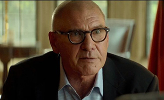 """Harrison Ford in a scene from """"Paranoia""""."""