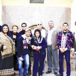 Family from Cairo