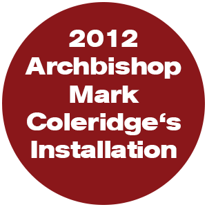 2012 Archbishop Mark Coleridge's Installation