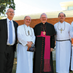 Celebrating new Marist milestone
