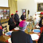Pope leads new Synod of Bishops