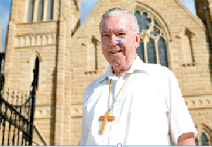 Bishop Heenan retires from Rockhampton diocese