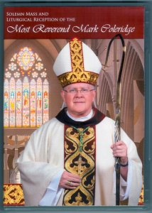 Solemn Mass and Liturgical Reception of the Most Rev Mark Coleridge