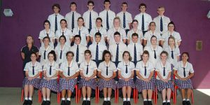 Year 12 students from Mareeba's St Stephen's College