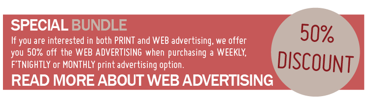 Web Advertising options