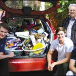 College gifts set to help refugees