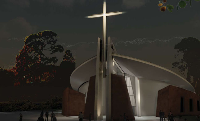 Burleigh church plans shape up