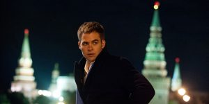 Star recruit: Chris Pine stars as Jack Ryan in Jack Ryan: Shadow Recruit. Photo: Anatolly Vorobev/Paramount Pictures