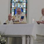 Hundreds join celebrations for Holy Rosary's 125 years