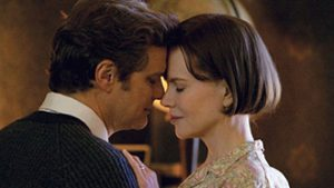 Colin Firth and Nicole Kidman in a scene from The Railway Man