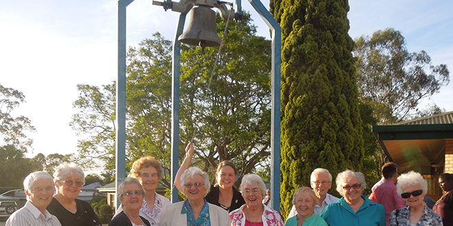 Bell a lasting tribute to Sisters.