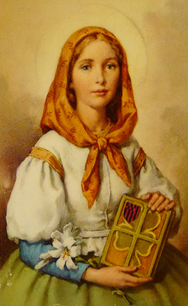 People with mental illness can turn to St Dymphna