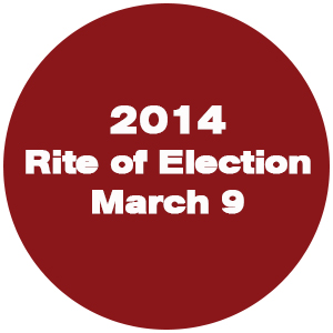 2014 rite of election photos