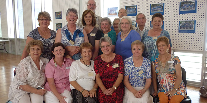 Ministry reflection: Care and Concern volunteers attending a spirituality day to reflect on the important parish-based ministry.