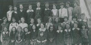 Students at St Mary's from the 1930s