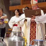 Joy as sacramental life renewed