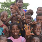 Helping African children learn with kindy project