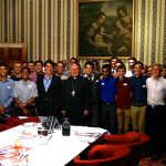 More young men consider priesthood at vocations dinner