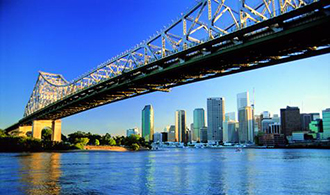 G20 site: Brisbane is the host city of the summit in November.