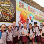 Students give gift of hope to farmers hit by drought