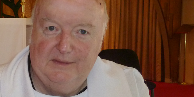 """Fr Bill McCarthy: """"I've given my whole life, every bit of it."""""""