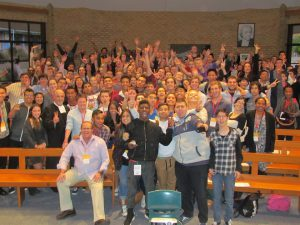 About 200 people, including Lasallian youth, leaders and Brothers, united in Brisbane for the biennial youth gathering.