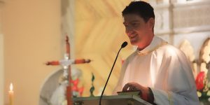 """Fr Patrick Mara: """"Our mission is 'to be on earth the Heart of God' where one finds their peace and freedom."""""""
