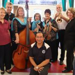 Popular city orchestra supporting fundraiser