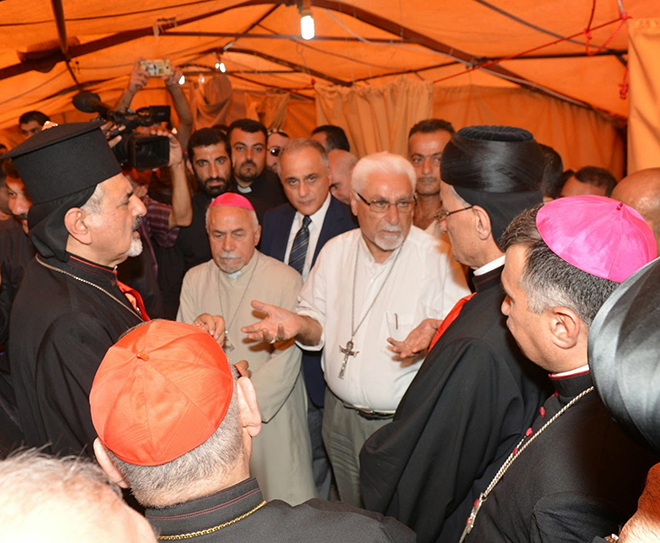 Patriarchs meet in Iraq