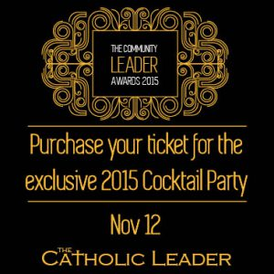 The Community Leader Awards Ticket